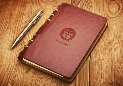 Branded Diary