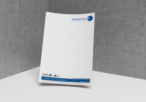 Letterhead printing redditch business stationery printers letterheads reheart Gallery